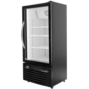 Low Profile Upright Freezer