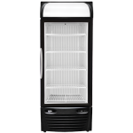Single Glass Door Coolers / Refrigerators