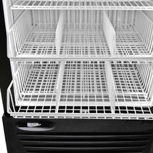 Optional Baskets & Dividers