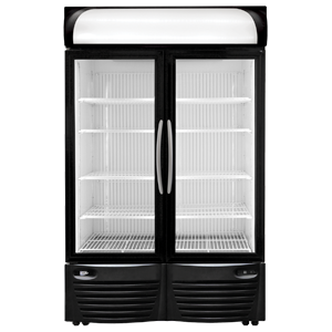 44-UDGR Double Door Display Cooler  sc 1 st  Minus Forty & 44-UDGR Double Door Display Cooler - Minus Forty Technologies
