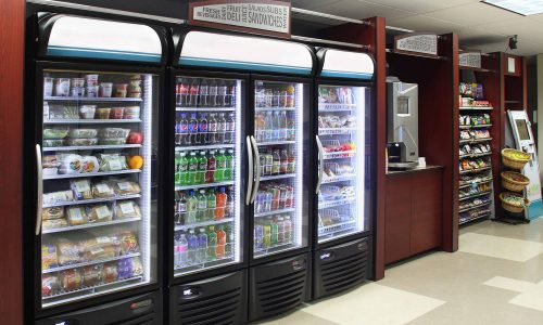 Food safety for vending machines